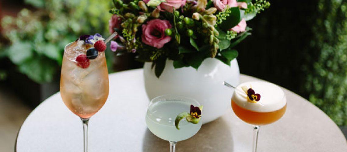 Corrigan's Mayfair celebrates the Chelsea Flower Show